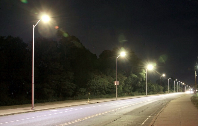 Roadway Lighting in Connecticut, USA
